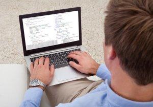 PHP-Entwicklung durch einen Softwareentwickler