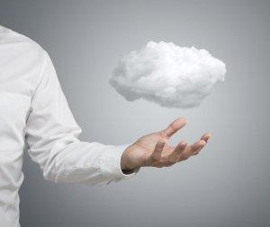 Bildliche Darstellung einer Cloud
