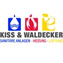 Logo Kiss&Waldecker - Sanitäre Anlagen
