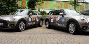 Solutec Firmenwagen #1 und #2
